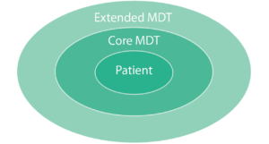 The Patient at the Centre of the MDT